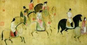 romancedivas_800px-Spring_Outing_of_the_Tang_Court_zhang_xuan